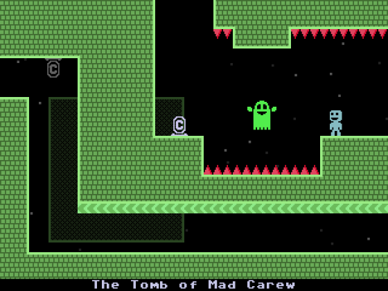 The Tomb of Mad Carew